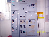 picture of an electrical panel
